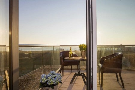 Apartment Weststrand2 Norderney MeerblickD21 Aparttime Terrasse
